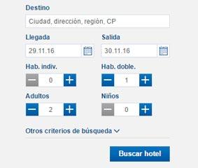 HRS presenta un nuevo sistema que ofrece precios de hotel más bajos