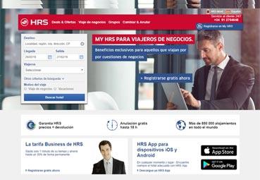 HRS colaborará con AEGVE en formación hotelera
