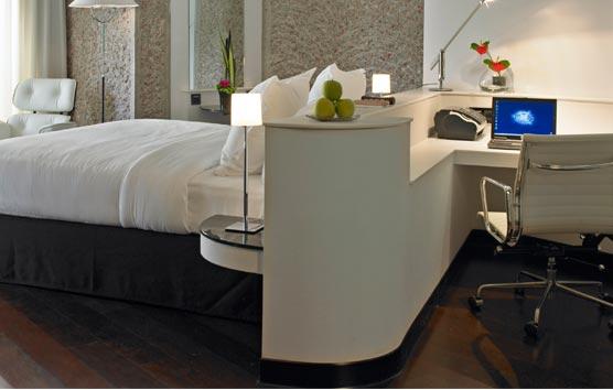 Las tarifas hoteleras en el segmento corporativo crecen un 2% en España