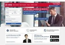 HRS lanza una nueva plataforma de pago de hoteles