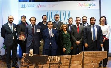 Huelva presenta su oferta MICE a agentes en Madrid
