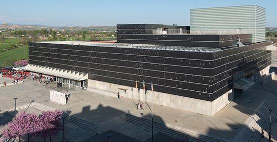 El Palacio de Congresos de Huesca recibe más de 107.000 personas en 126 eventos