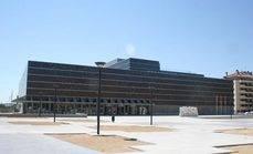 El Palacio de Congresos de Huesca.
