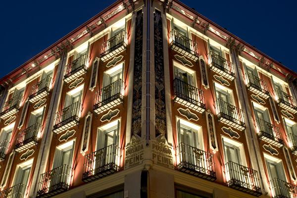 Petit Palace Hoteles apoya en arte en Madrid