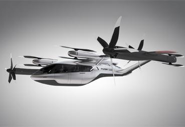 Hyundai y Uber trabajan juntos en el taxi aéreo