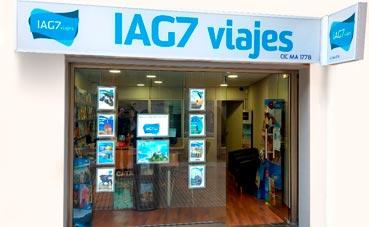 IAG7 Viajes sigue su apertura de agencias por España
