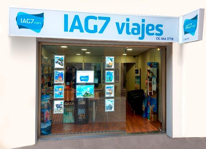 Iag7 viajes sigue su apertura de agencias por espa a for Viajes ecuador madrid oficinas