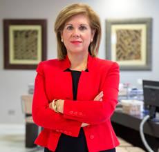 La consejera delegada de IAG7, Fina Muñoz.