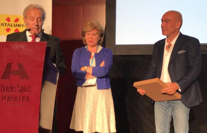 Premio al liderazgo de Fina Muñoz en el Sector Turístico