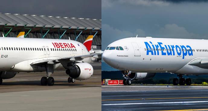 Tándem Iberia-Air Europa: será la quinta aerolínea de Europa en el largo radio