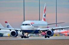 La capacidad de pasajeros cae un 78,6%.
