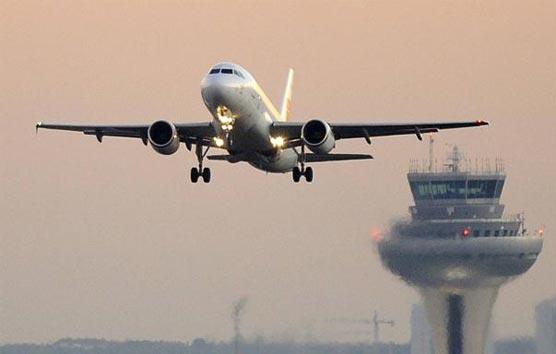 La situación del sector aéreo mejora aunque continúa en estado crítico