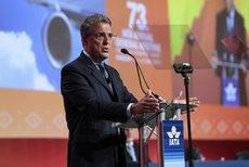 El CEO de IATA, Alexandre de Juniac.
