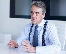 El director general de IATA, Alexandre de Juniac.