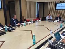Reunión de WTAAA en Roma.