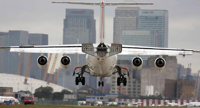 La imparable progresión de la aviación, en cifras