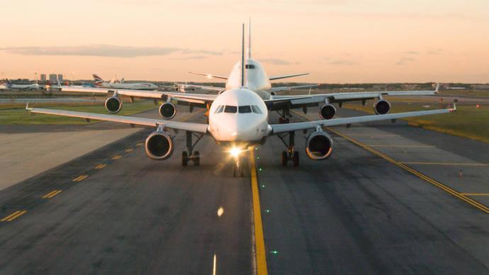 Las aerolíneas norteamericanas son cuatro veces más rentables que las europeas