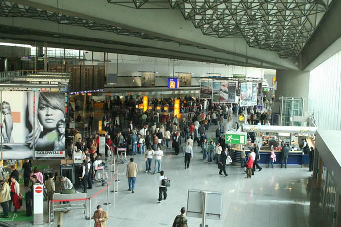 Europa 'se queda atrás' en capacidad aeroportuaria