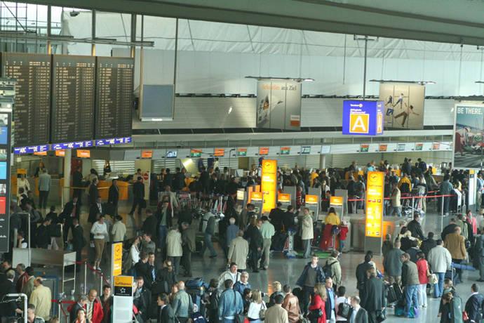 Mayor aumento del tráfico aéreo en los últimos ocho años