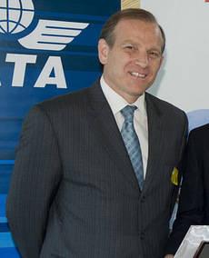 El vicepresidente regional de IATA para Europa, Rafael Schvartzman.
