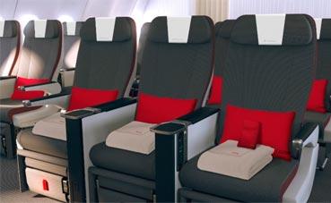 Iberia pone a la venta su nueva Turista Premium