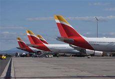 Iberia acaba el 2020 con el 40% de la oferta de 2019