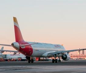 Iberia refuerza el Puente Aéreo por el Mobile World Congress
