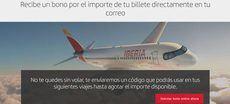 Iberia permite canjear sus bonos en agencias de viaje