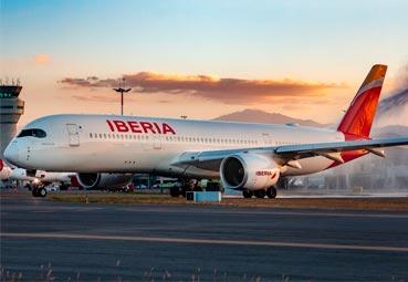 Iberia refuerza su conectividad con Colombia