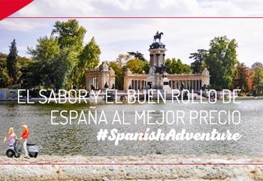 Iberia Express lanza una nueva campaña promocional para viajar por España