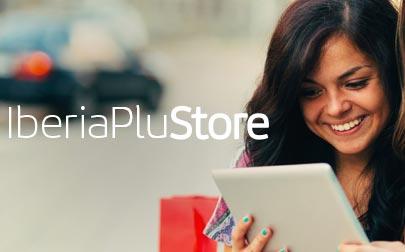 Nace IberiaPluStore para conseguir Avios por compras 'online'