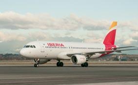 Iberia, la segunda aerolínea más puntual de Europa