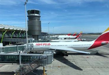 Iberia y Qatar Airways amplían su código compartido