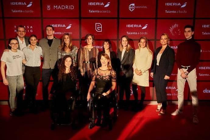 Iberia presenta Talento a bordo ante cientos de invitados