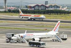 Iberia y Air Europa son de las pocas aerolíneas europeas que resisten en Venezuela.