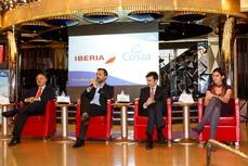 Costa Cruceros e Iberia refuerzan su colaboración