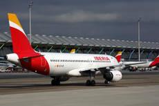 Iberia cumple antes de tiempo con la cifra prevista por IATA.