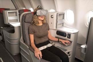 Iberia incorpora la realidad virtual en dos de sus vuelos