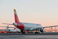 Iberia ampliará de forma exponencial las tarifas y rutas que vende solo vía NDC