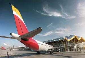 Iberia quintuplica sus beneficios en 2015 y llega a los 247 millones de euros