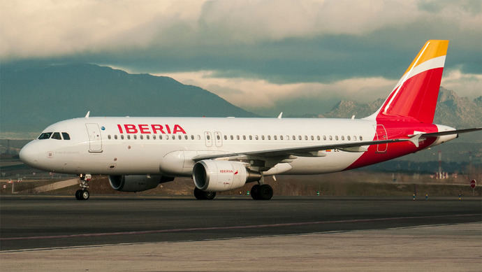 Iberia venderá algunas de sus tarifas solo vía NDC
