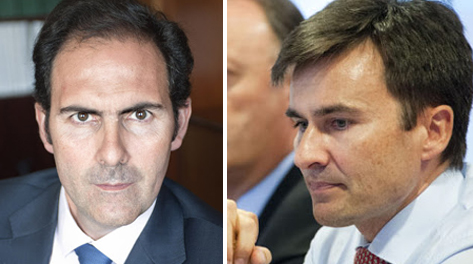 Javier Sánchez-Prieto y Marco Sansavini, al frente de Iberia y Vueling