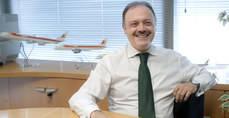 El director de ventas de Iberia en España, Víctor Moneo.