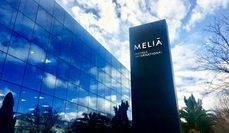 Meliá cae un 6,72%.
