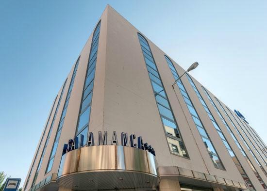 Ibis cambia el aspecto de su hotel Salamanca Centro