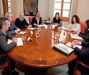 Pedirán al Gobierno central financiación para el Palacio de Congresos de Ibiza