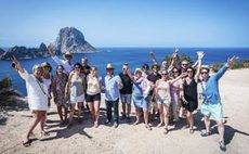 Agencias de eventos de Bélgica conocen la oferta de Ibiza