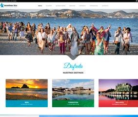 Incentivos Ibiza presenta una nueva página en Internet