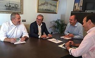 El Consell de Ibiza apoya la segunda fase del Palacio