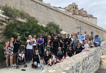 El Ibiza Convention Bureau se une al World Cleanup Day